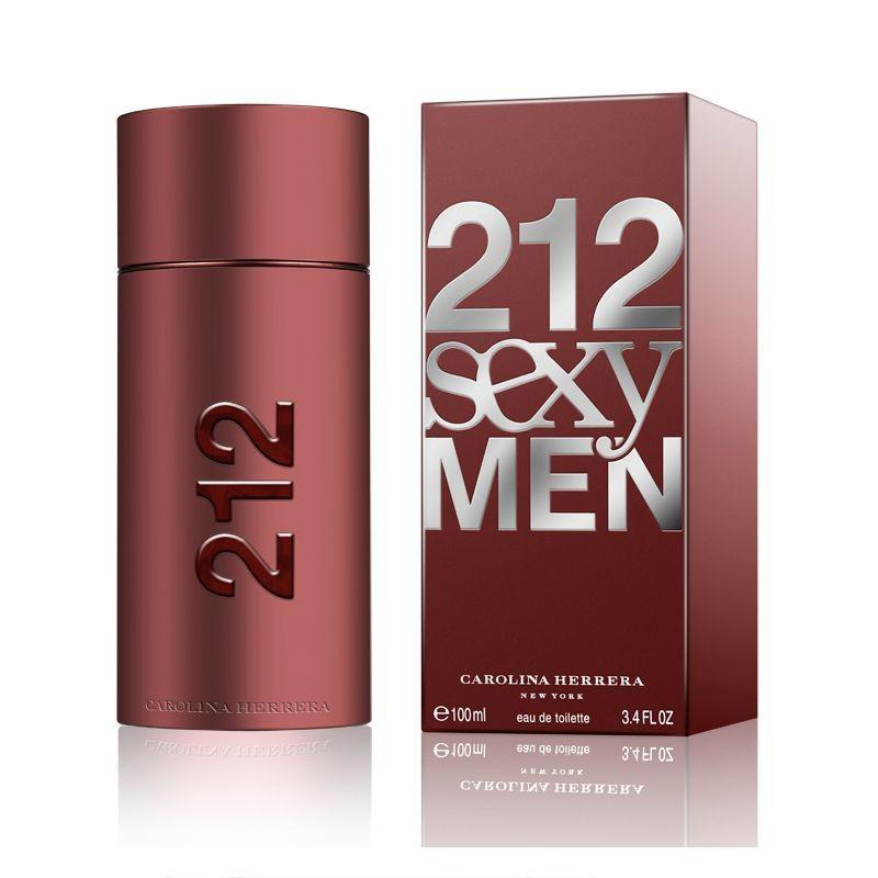 Carolina Herrera 212 Sexy Men EDT 100 ml Férfi parfüm