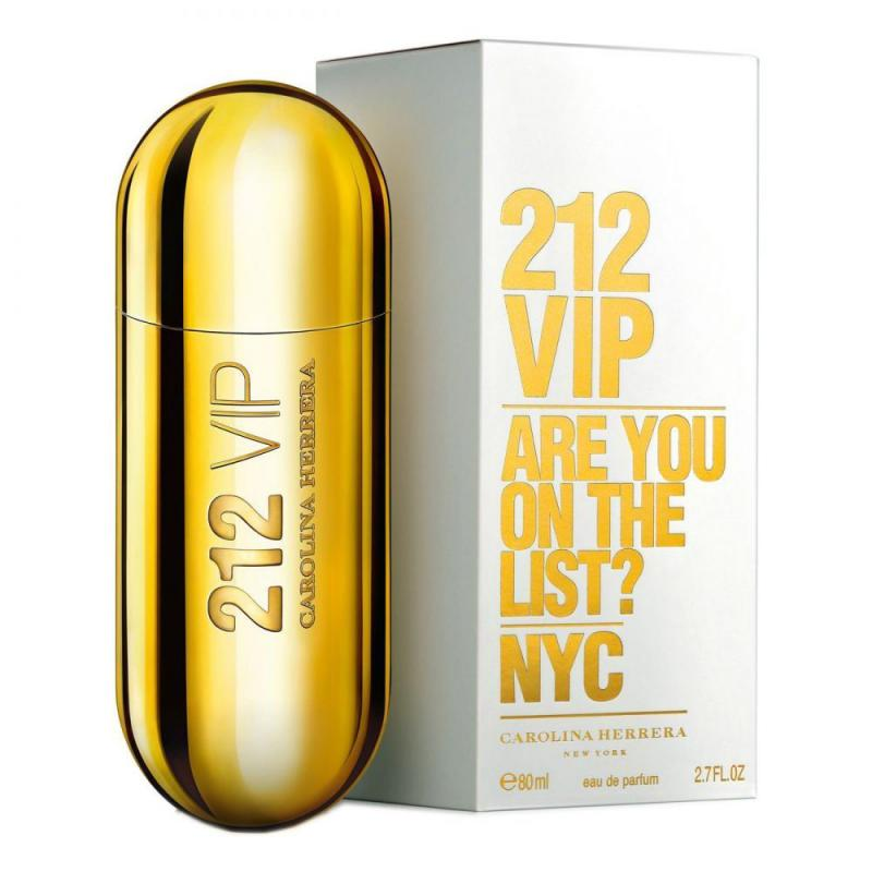 Carolina Herrera 212 VIP EDP 50 ml Női parfüm