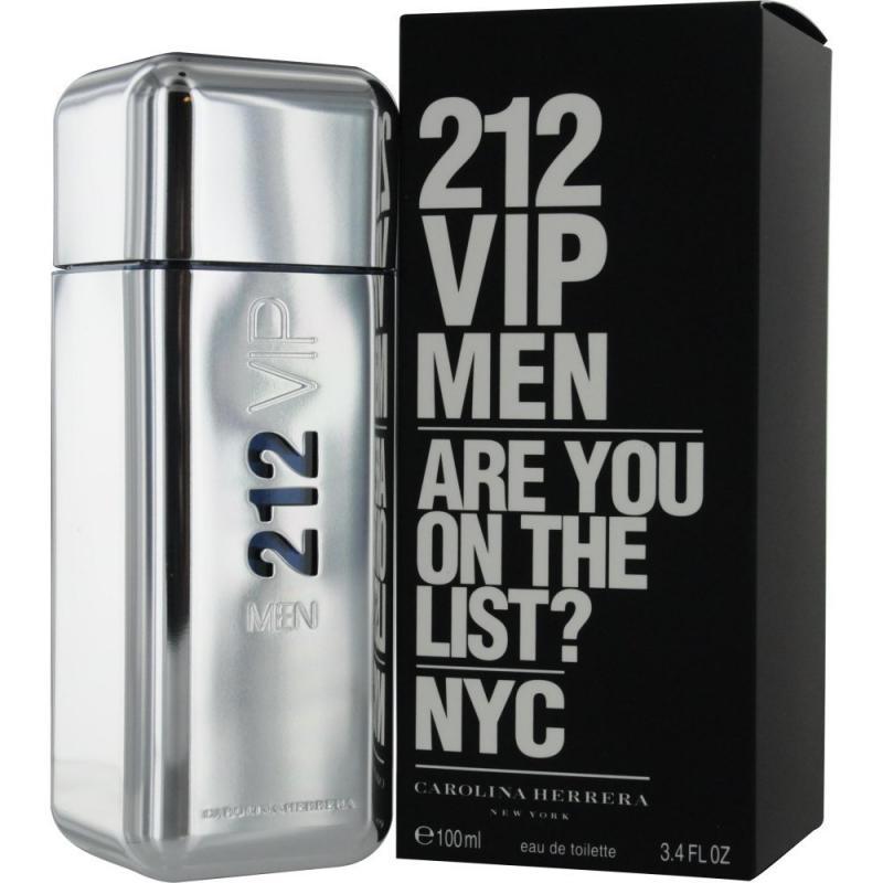 Carolina Herrera 212 VIP EDT 50 ml Férfi parfüm