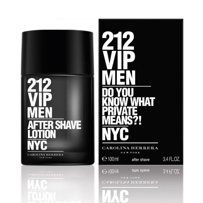 Carolina Herrera 212 VIP Men After Shave 100 ml Férfi
