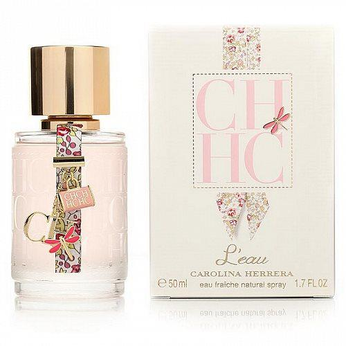 Carolina Herrera CH EDT L'eau eau fraiche edt 50ml női parfüm