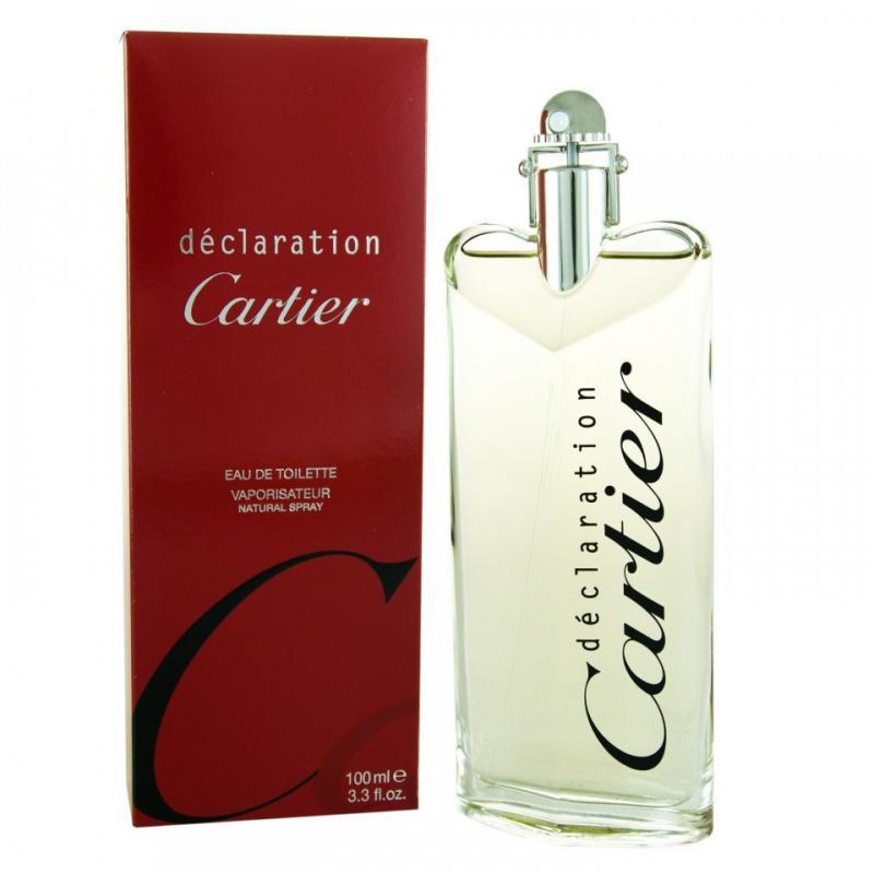 Cartier Declaration EDT 100 ml Férfi parfüm