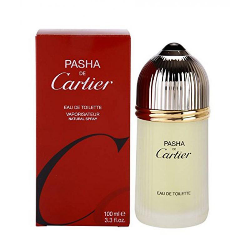 Cartier Pasha EDT 100 ml Férfi parfüm