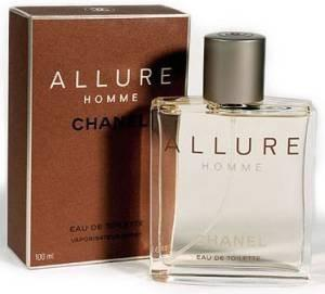 Chanel Allure EDT 100 ml Férfi parfüm