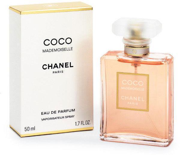 Chanel Coco Mademoiselle EDP 50 ml Női parfüm