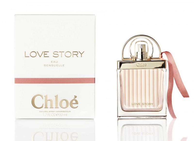 Chloe Love Story Eau Sensuelle EDP 50 ml Női parfüm