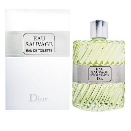 Christian Dior Eau Sauvage EDT 100 ml Férfi parfüm