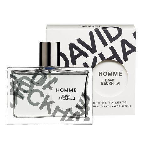 David Beckham Homme EDT 75ml Férfi parfüm