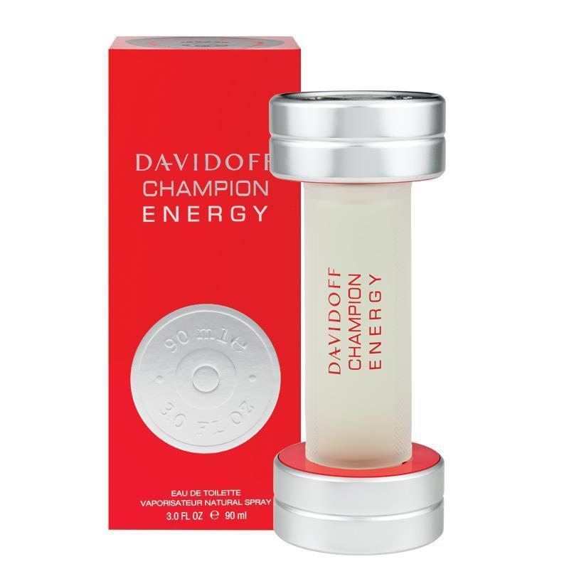 Davidoff Champion Energy 2011 EDT 50 ml Férfi parfüm
