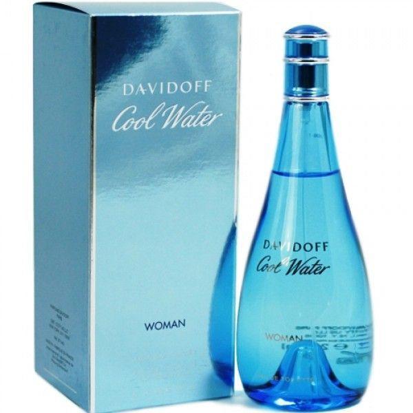 Davidoff Cool Water EDT 100 ml Női parfüm