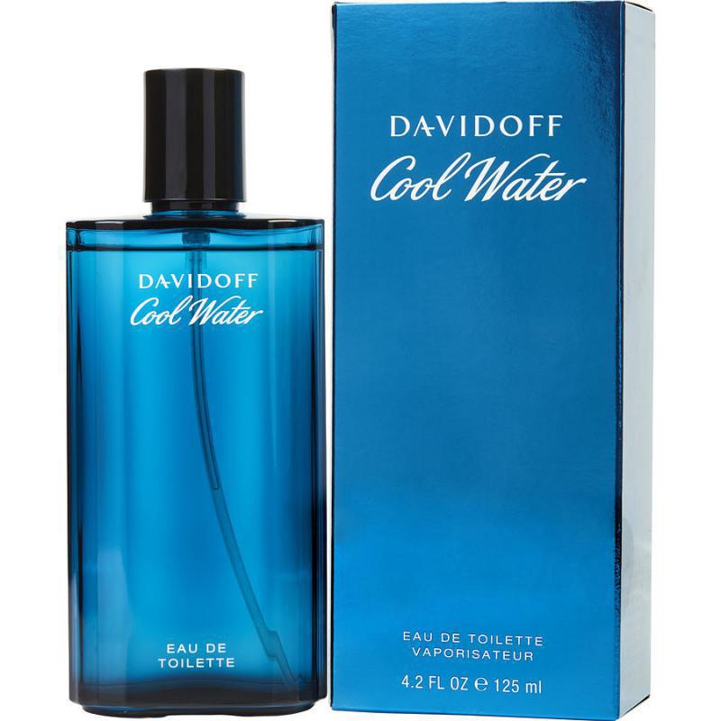 Davidoff Cool Water EDT 75 ml Férfi parfüm