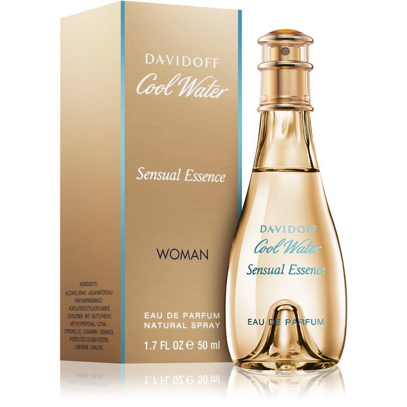 Davidoff Cool Water Sensual Essence EDP 50 ml Női parfüm