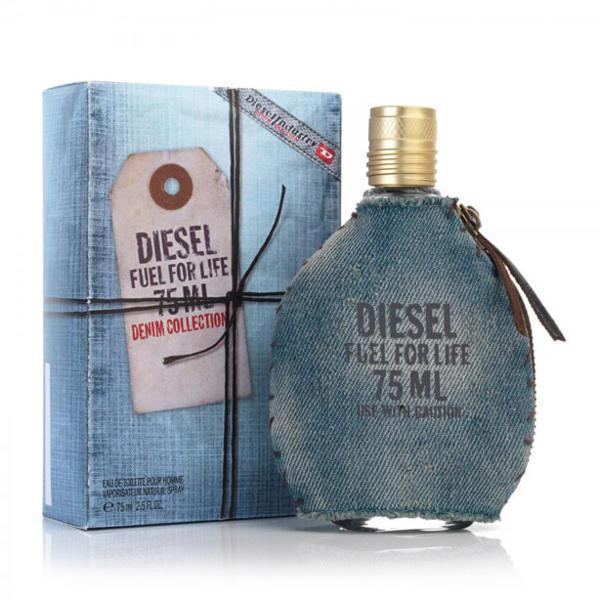 Diesel Fuel for Life Denim Collection Pour Homme EDT 75ml