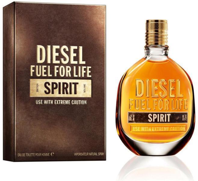 Diesel Fuel for Life Spirit 2013 EDT 75 ml Férfi parfüm