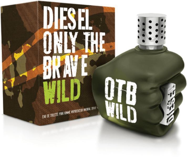 Diesel Only The Brave Wild EDT 75 ml Férfi