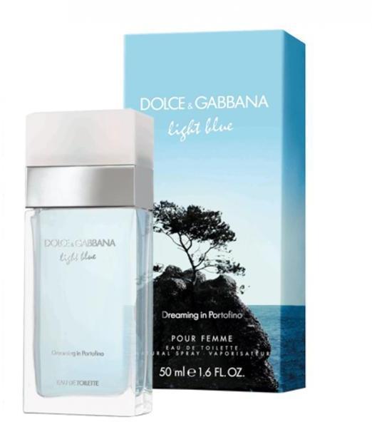 Dolce & Gabbana Light Blue Dreaming in Portofino EDT 100 ml