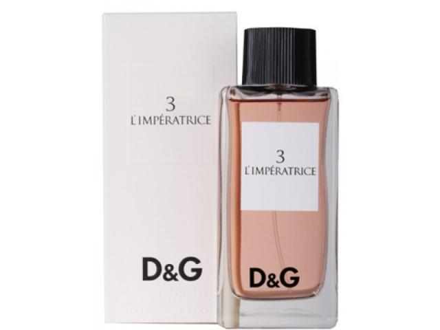 Dolce  Gabbana 3 L'imperatrice EDT 100 ml Női parfüm
