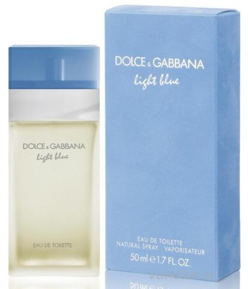 Dolce  Gabbana Light Blue EDT 100 ml Női parfüm