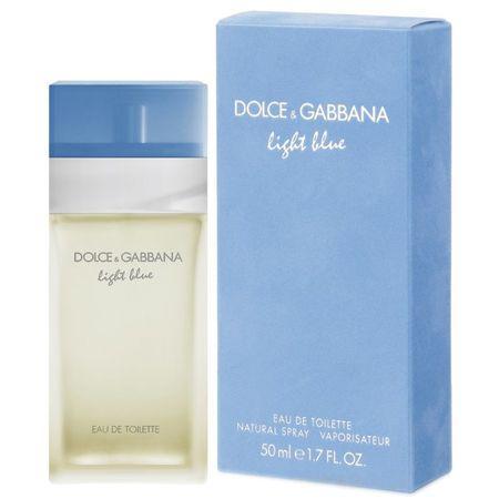 Dolce Gabbana Light Blue EDT 50 ml Női parfüm