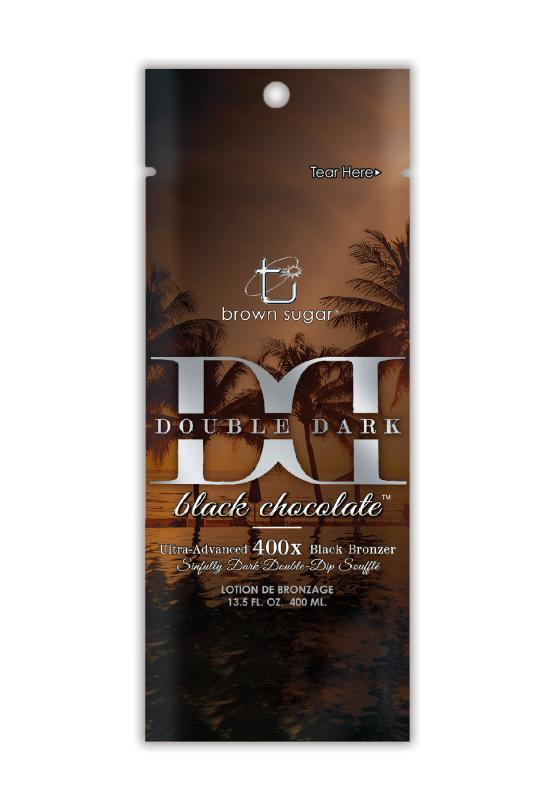 DOUBLE DARK BLACK CHOCOLATE 400x 22ml