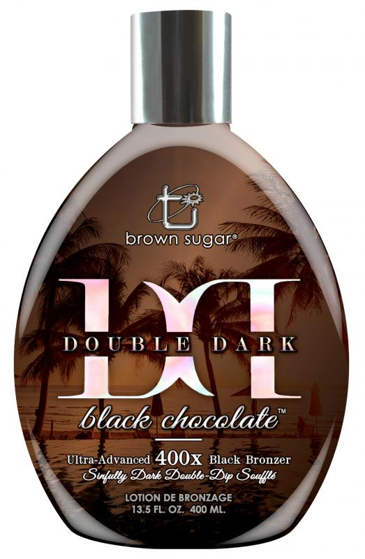 DOUBLE DARK BLACK CHOCOLATE 400x 400ml