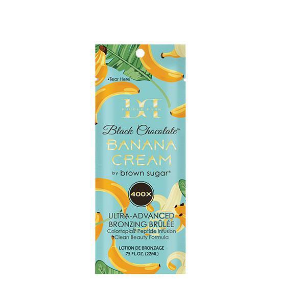 DOUBLE DARK BLACK CHOCOLATE BANANA CREAM 400x (22 ml)