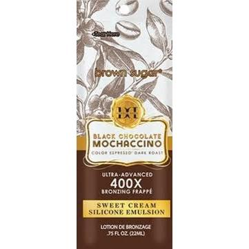 Double Dark Black Chocolate Mochaccino 400X 22ml