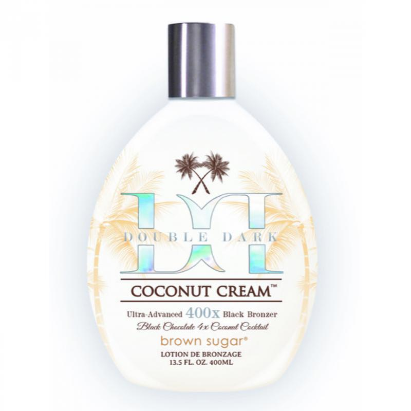 DOUBLE DARK COCONUT CREAM 400x 400ml