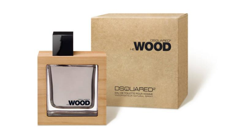 Dsquared2 He Wood EDT 50 ml Férfi parfüm
