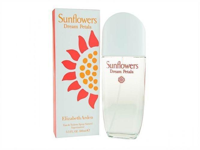 Elizabeth Arden Sunflowers Dream Petals EDT 100 ml Női