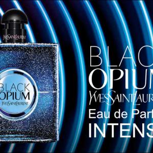 Yves Saint Laurent Black Opium Intense edp 50ml Női Parfüm