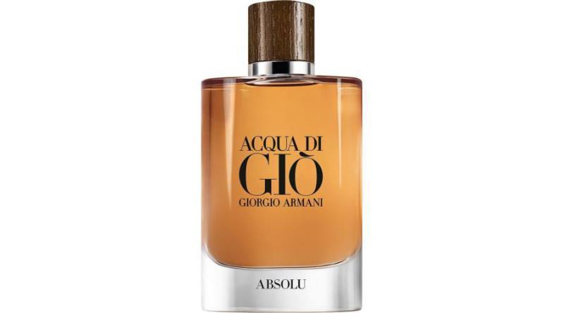 Giorgio Armani Acqua di Gió Absolu EDP 125ml Férfi Parfüm