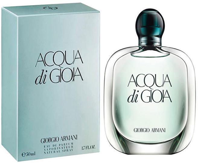 Giorgio Armani Acqua di Gioia EDP 50 ml Női parfüm