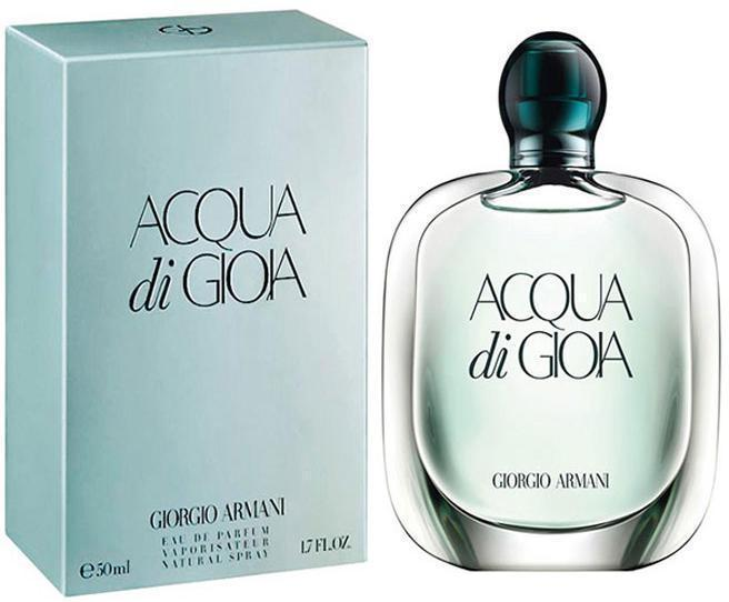 Giorgio Armani Acqua di Gioia EDP 50 ml Női parfüm teszter