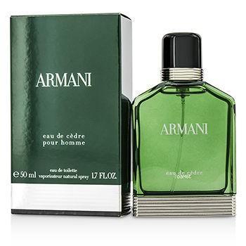 Giorgio Armani ARMANI EAU DE CEDRE POUR HOMME EDT 100 ml Férfi