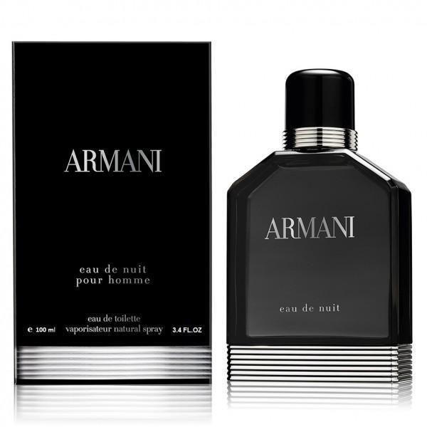 Giorgio Armani Armani eau De Nuit Pour Homme EDT 100 ml Férfi