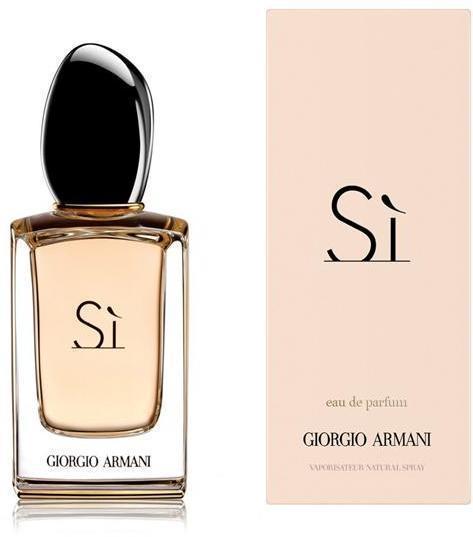 Giorgio Armani Armani Si EDP 100 ml Női parfüm