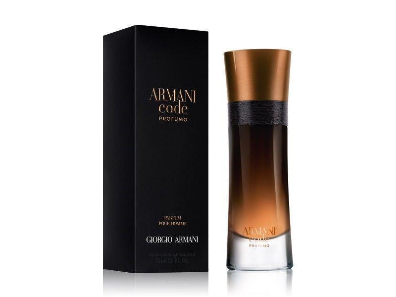 Giorgio Armani Code PROFUMO Parfum pour homme EDP 60 ml Férfi parfüm