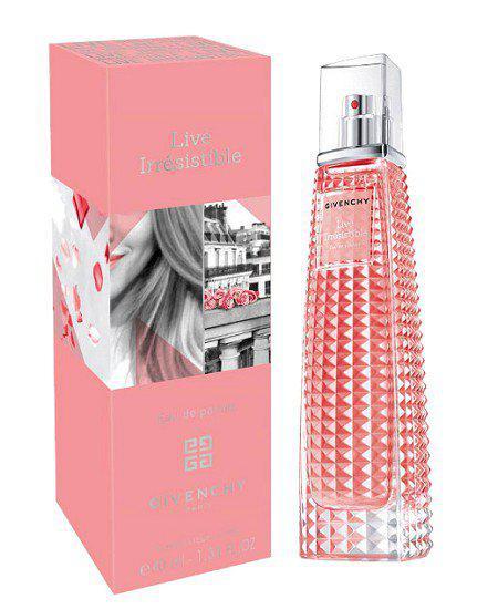 Givenchy Live Irresistible EDP 75ml Női parfüm