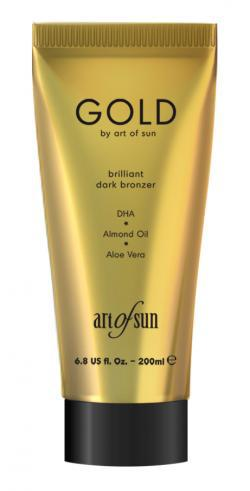 GOLD Brillant Dark Bronzer