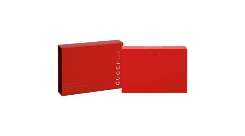 Gucci Rush EDT 75 ml Női parfüm