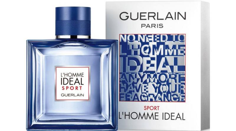 Guerlain L'Homme Ideal Sport EDT 100ml Férfi Parfüm