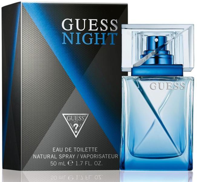 Guess Night 2013 EDT 100 ml Férfi parfüm
