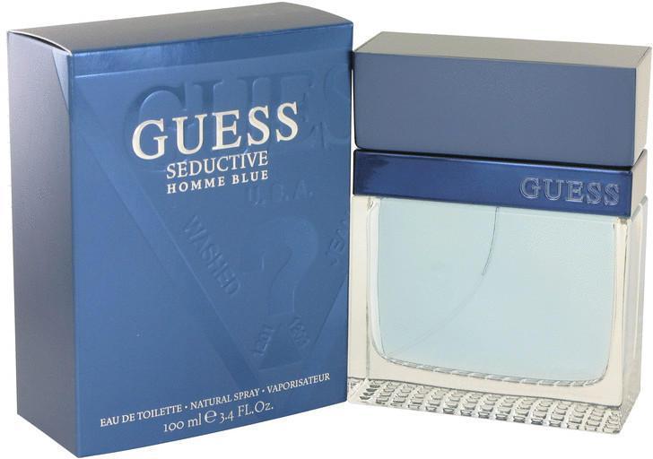 Guess Seductive Homme Blue EDT 100ml parfüm