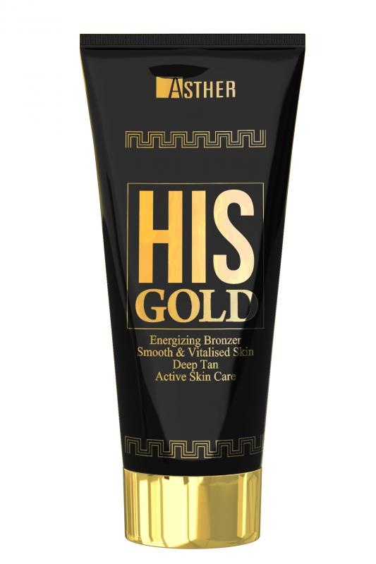 HIS GOLD 200ml