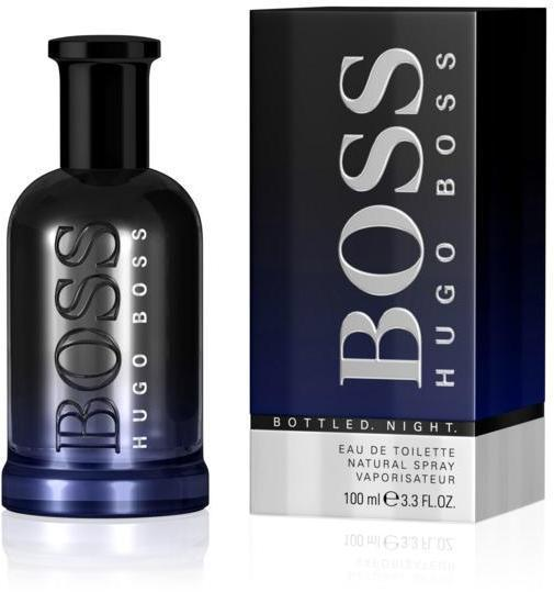 Hugo Boss Boss Bottled Night EDT 200 ml Férfi parfüm