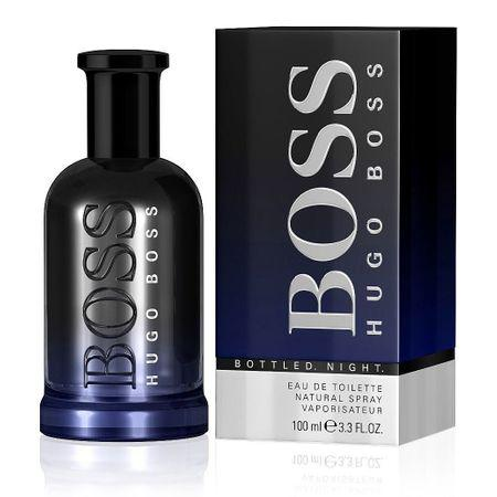 Hugo Boss Boss Bottled Night EDT 50 ml Férfi parfüm
