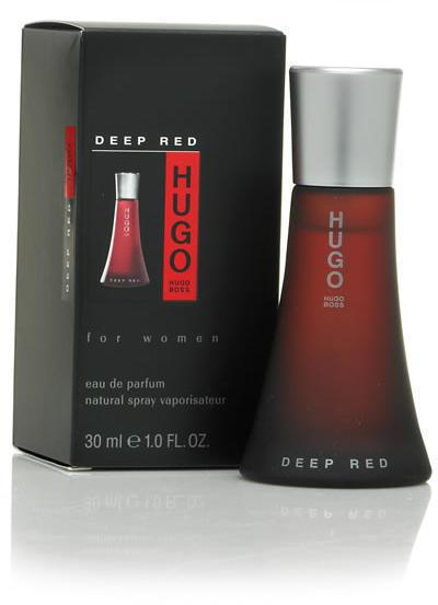Hugo Boss Deep Red EDP 50 ml Női parfüm