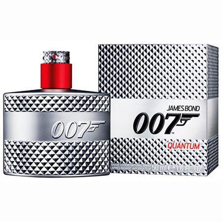 James Bond 007 Quantum EDT 50ml Férfi parfüm