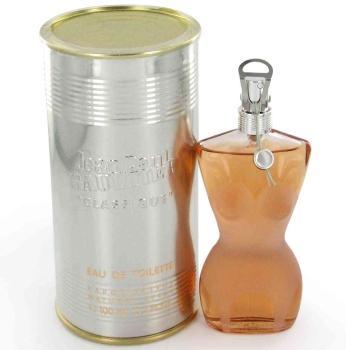 Jean Paul Gaultier Classique (woman body) EDT 100 ml Női parfüm